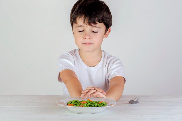 Adult food neophobia