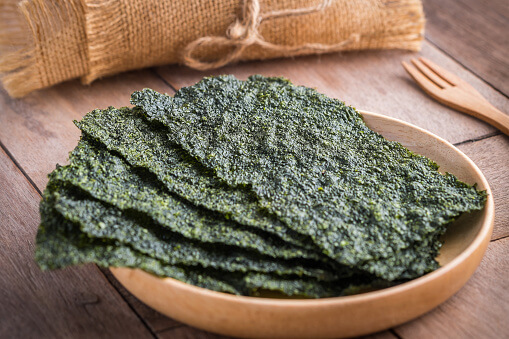 Is Nori the New B12 Shot? (Maybe for Vegetarians)
