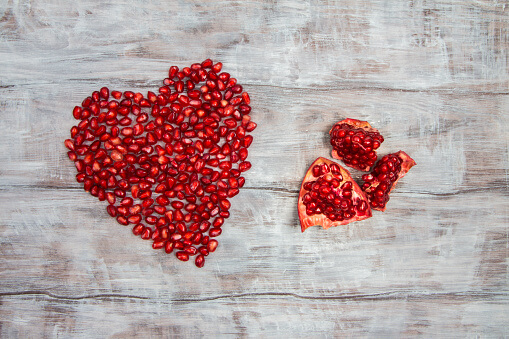 Why You Should Be In Love With Pomegranates
