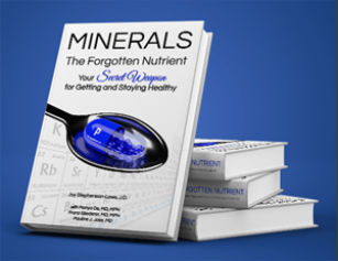 Minerals - The Forgotten Nutrient