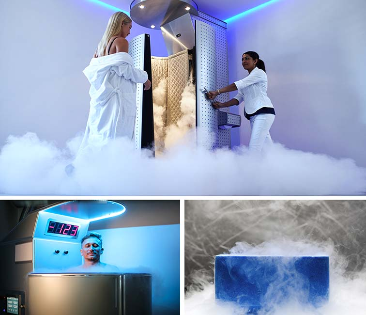 What is whole body cryotherapy?